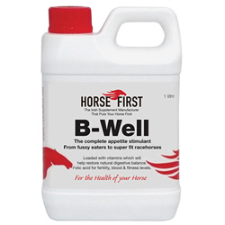 HORSE FIRST B-WELL 1 LITRE