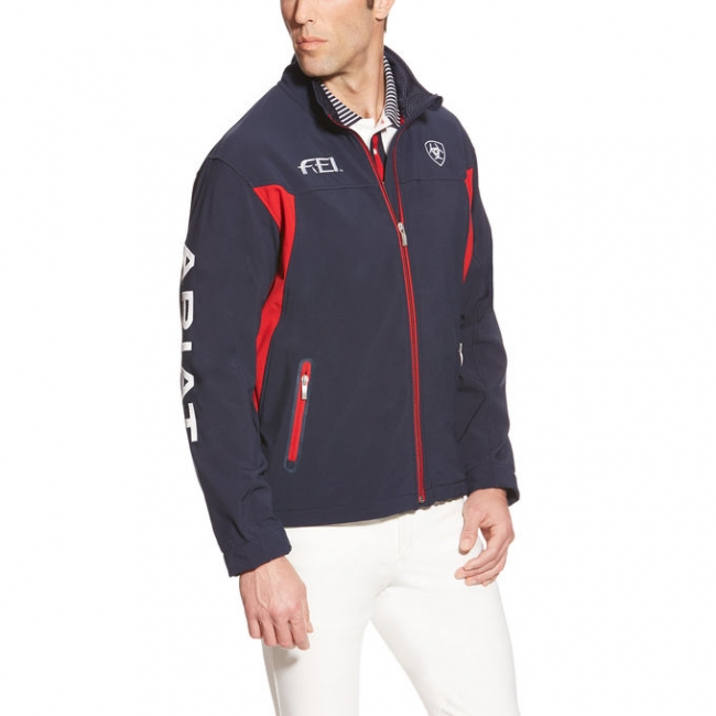 Ariat Men's FEI Team Softshell