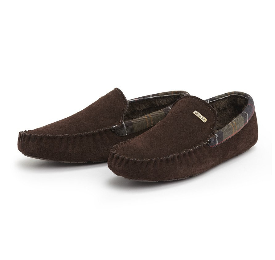 barbour_monty_brown_mens_slippers