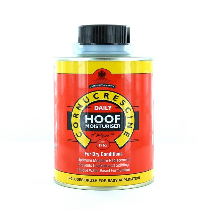 cornucrescine daily hoof moisturiser