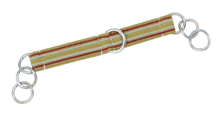 shires elastic curb chain