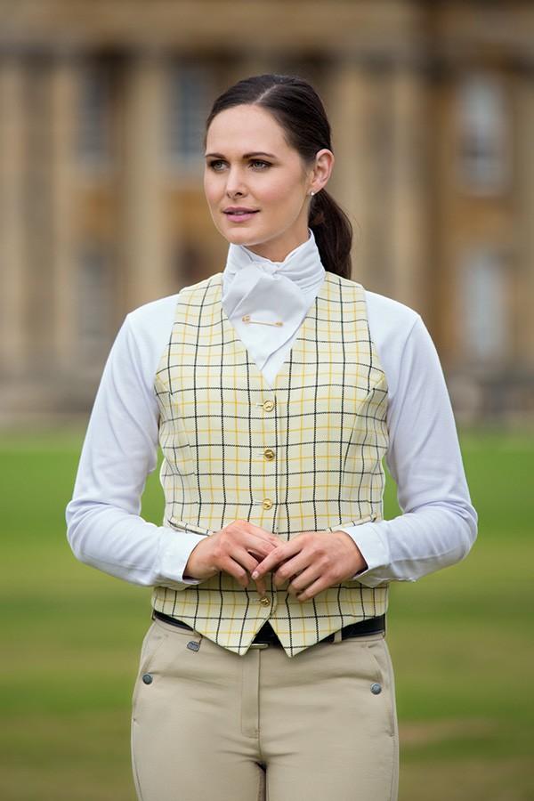 shires ladies clifton waistcoat