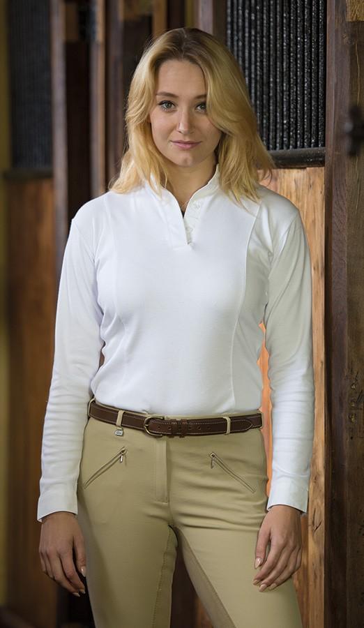 shires ladies hunting shirt