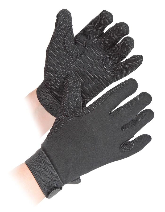 shires newbury gloves balck