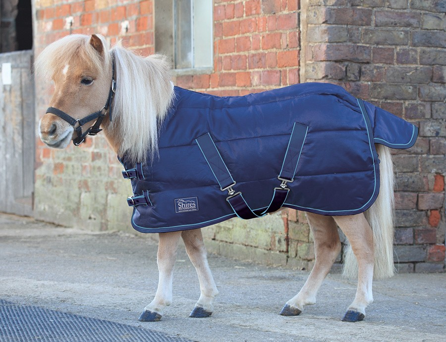 shires tempest mini 200 stable rug