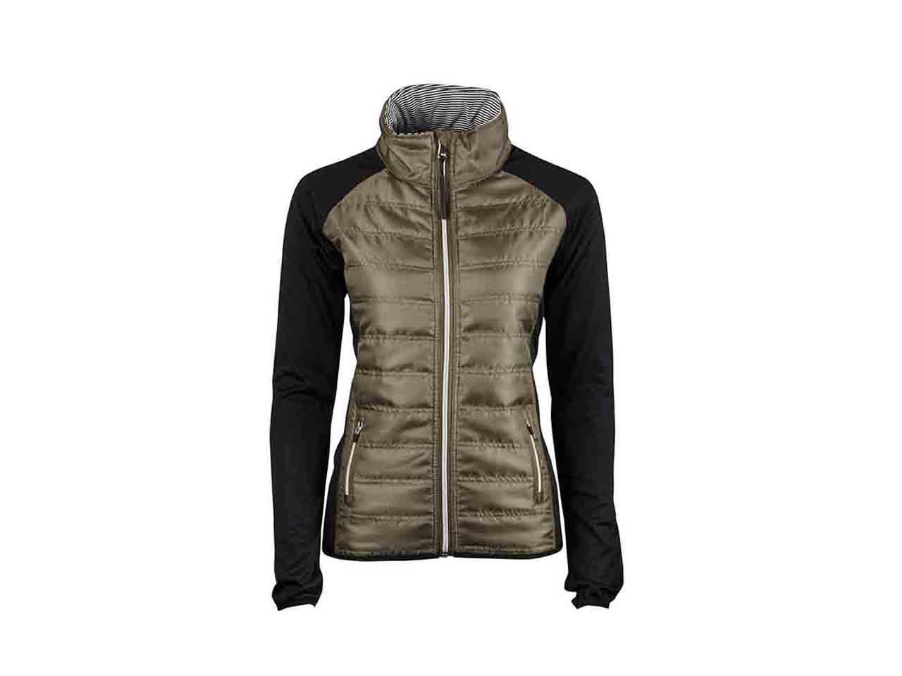 dublin audrey jacket olive
