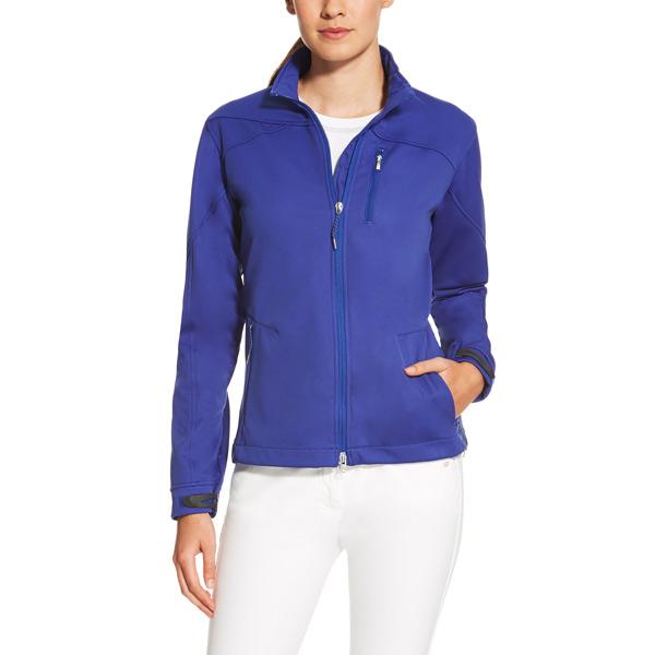 ariat avila jacket cobalt