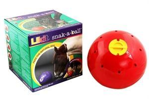 likit snak a ball red