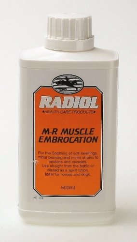 radiol mr muscle embrocation