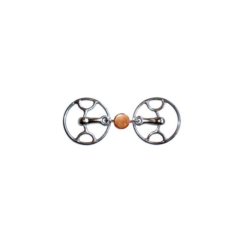 sheldon-classic-bit-no06-swivel-ring-copper-link