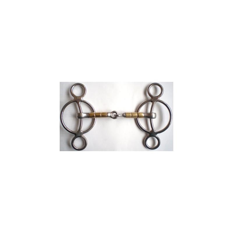 sheldon-classic-bit-no08-new-dutch-2-ring-yellow-roller