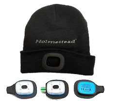 3cc4dcae159 Led Bluetooth Beanie Hat